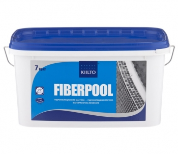 Гидроизоляция для бассейнов FIBERPOOL