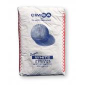 Цемент белый CIMSA CEM I 52.5 R 50 кг (Турция)